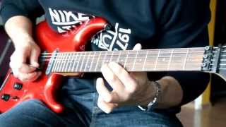 Shania Twain - From This Moment On - Guitar cover by Cortlan GK