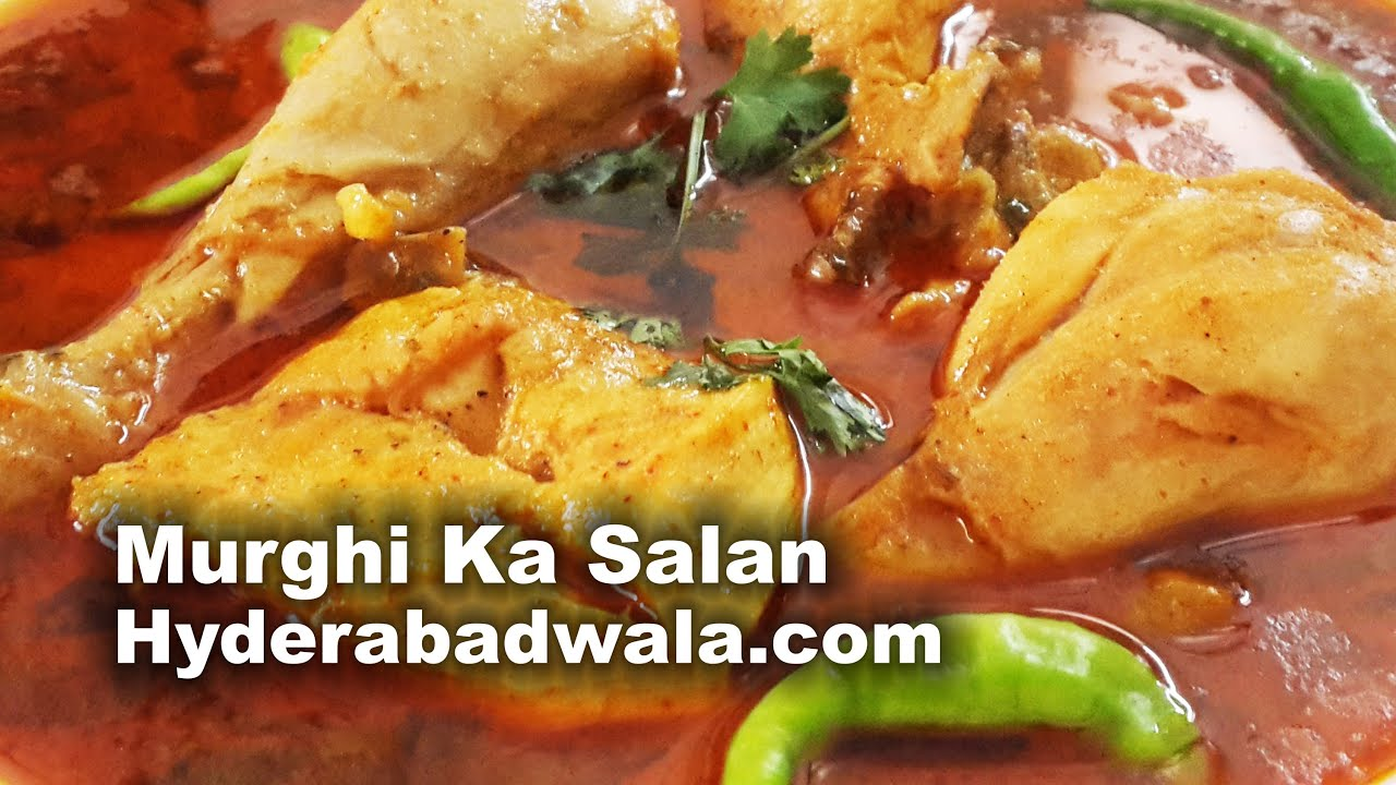 Murghi ka salan recipe video in urduhindi youtube forumfinder Images