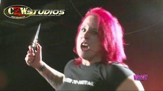 CZW:  DJ Hyde and LuFisto tear apart the Rockstar Pro Arena at Deja Vu - StreamCZW.com