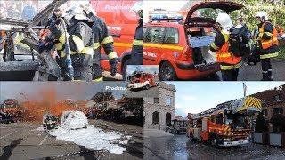 [Au coeur des manoeuvres] SDIS 59 Congrès Sapeurs Pompiers du Nord 2017