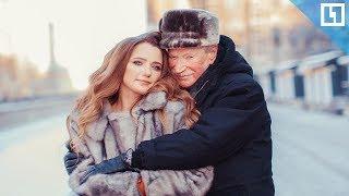 Секс-скандал молодой жены Краско