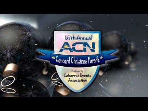 2015 Concord Christmas Parade