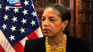 TOLOnews 26 November 2013 Exclusive Interview with Susan Rice