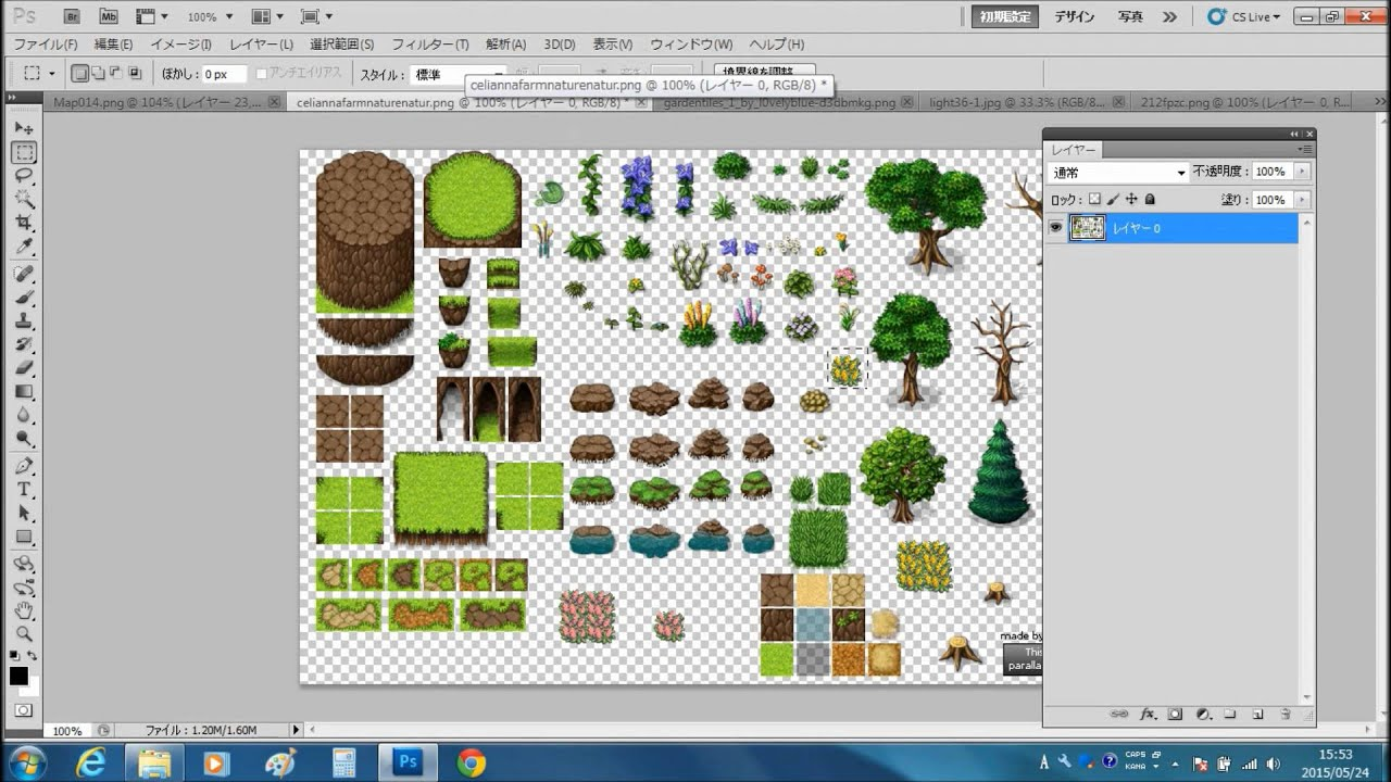 Rpg Maker Vx Ace Bulletin Rmvx Ace Features And: Overlay Mapping Tutorial