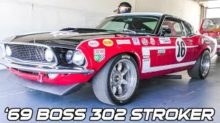 INSANE FORD MUSTANG BOSS 302 | Brutal loud sound -  Best of muscle car sounds!