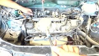 Problème moteur tourne sur 3 cylindres au ralenti POLO 4 1.0 مشكلة المحرك يعمل على 3 اسطوانات