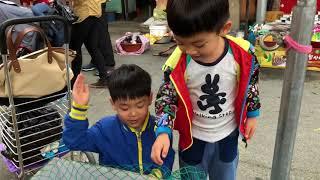 Cuộc sống Hàn Quốc:|Tập 122| Taeho đi chợ gặp bạn con lai Việt-Hàn lần đầu mà như quen từ lâu.