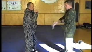 1997 год. Учебное пособие для инструкторов УВД(Валерий Крючков, Рязань, система активной обороны