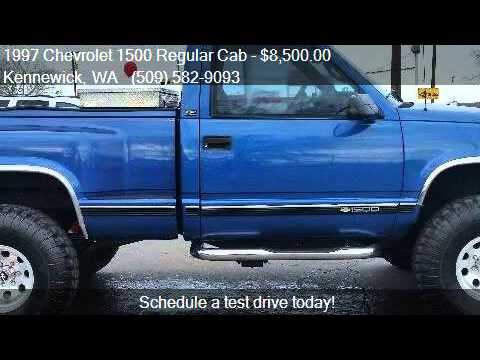 1996 Chevrolet CK 3500 Series For Sale  Carsforsalecom