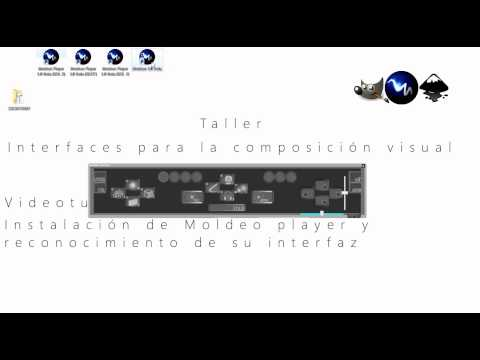 Installation Moldeo 1.0 beta (spanish)