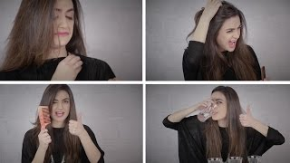 How To Reduce Dandruff, Hair fall And Manage Oily Hair | Haircare Tips