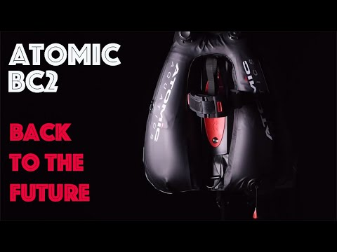 ATOMIC BC2 - BACK TO THE FUTURE | WOULD YOU PAY OVER £1000 for a BCD? 10 REASONS WHY YOU SHOULD!
