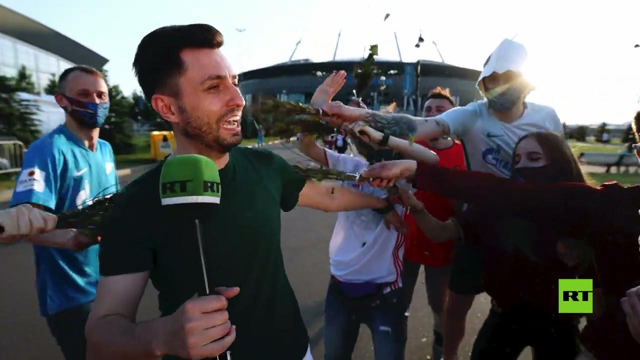 سان بطرسبورغ تواصل استضافة مباريات -يورو 2020-  - نشر قبل 6 ساعة