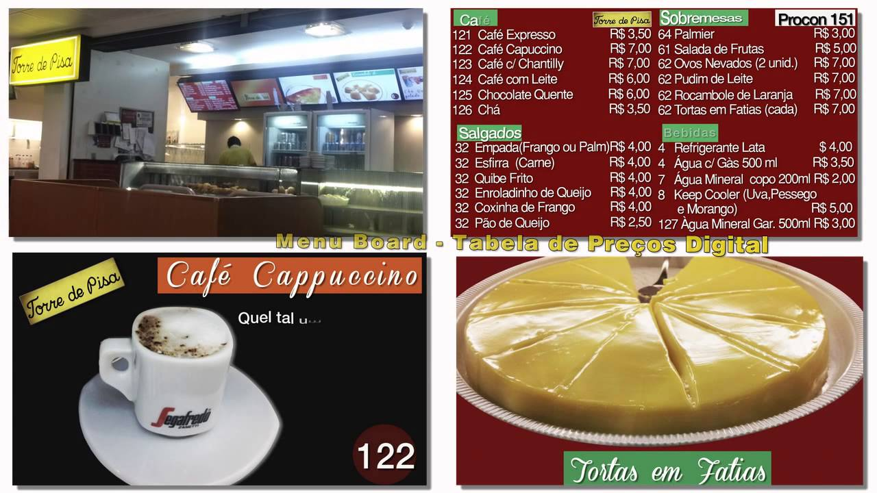 Belga Cafe Menu