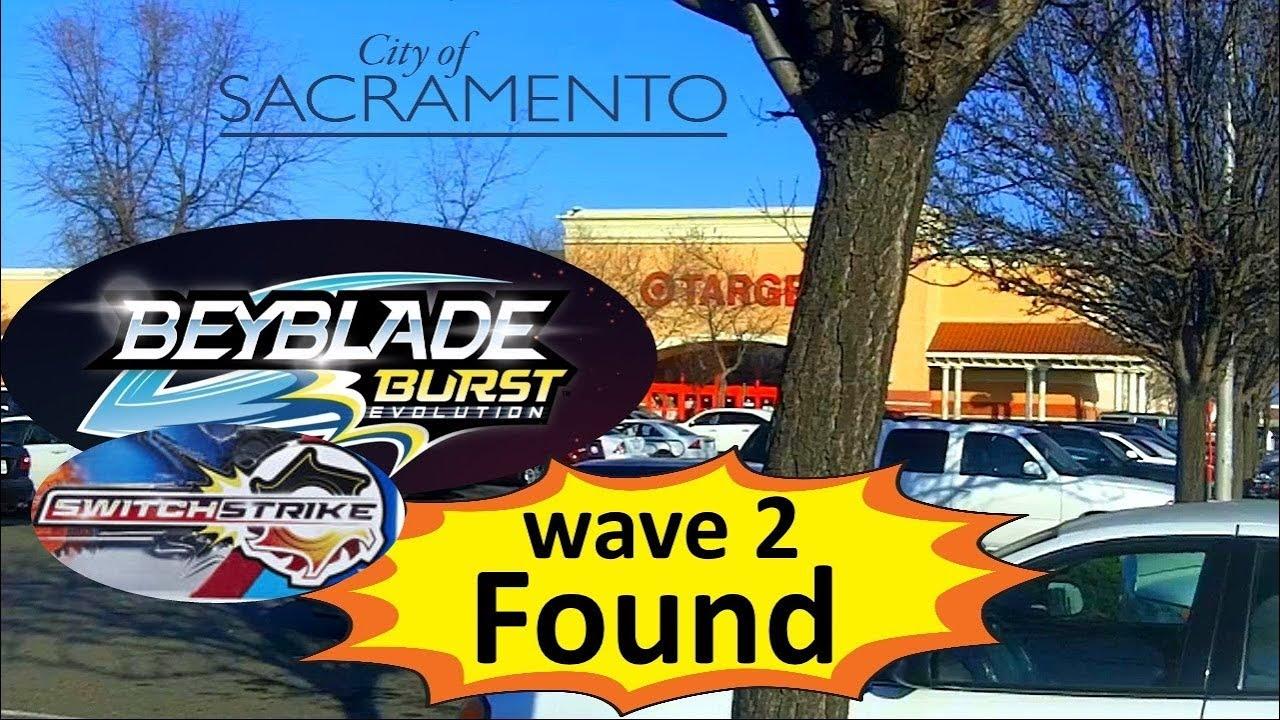 Beyblade Burst Hasbro Evolution Switchstrike Wave 2 Found In Usa