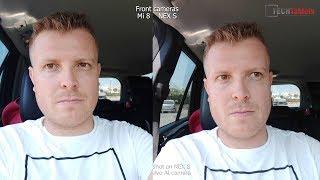 Vivo NEX S Vs Xiaomi Mi 8 Camera Comparison