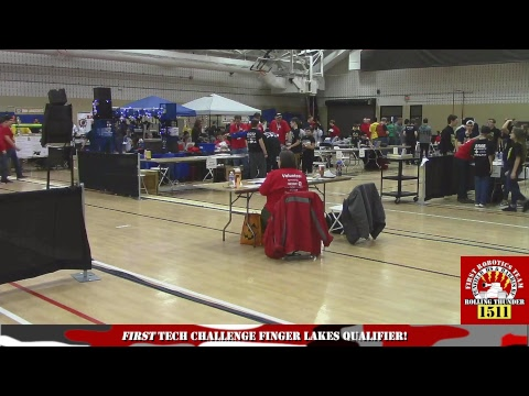 FIRST Tech Challenge Finger Lakes Qualifier