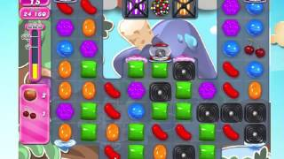 Candy Crush Saga Level 1673  NO BOOSTERS!