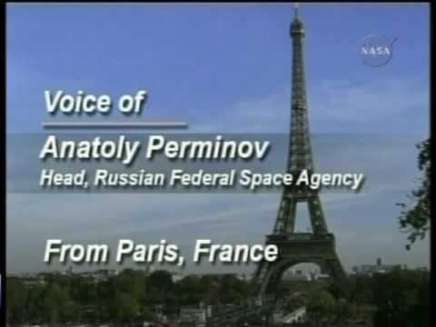 Augustine Commission - Anatoly Perminov - Head, Russian Federal Space Agency - 9 of 26