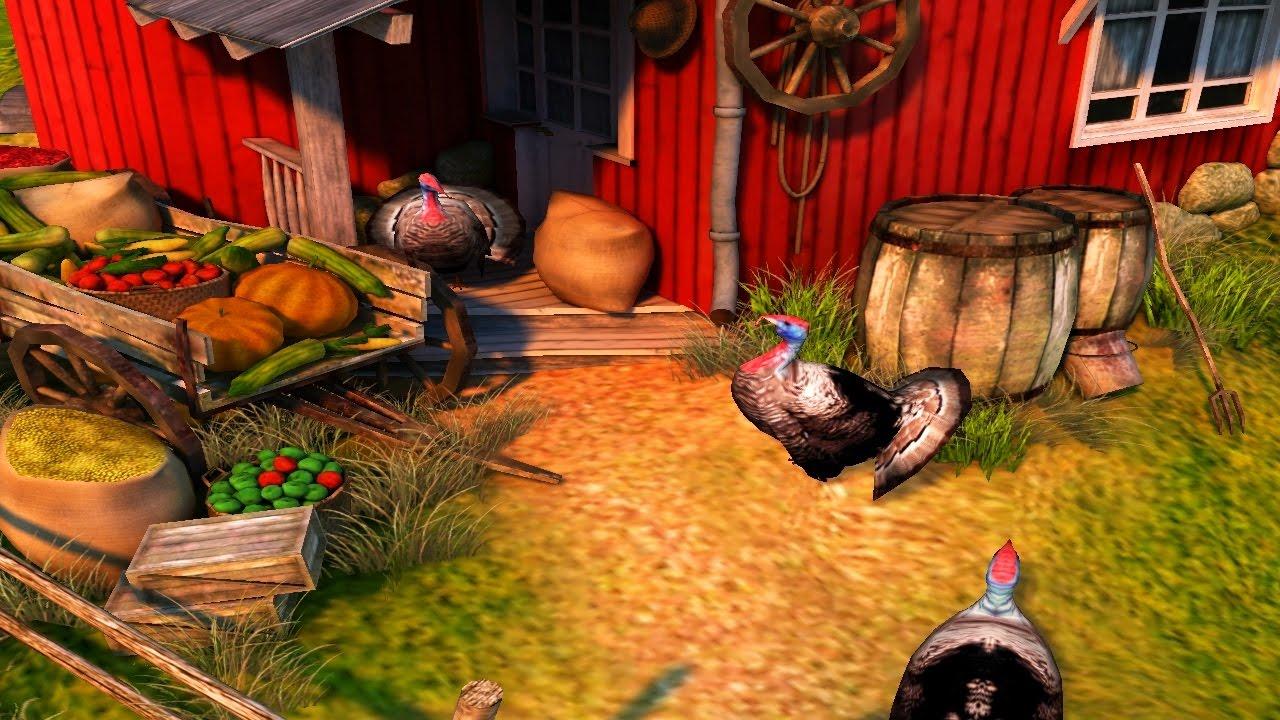 Thanksgiving 3d Wallpaper: Thanksgiving 3D Screensaver For Windows HD