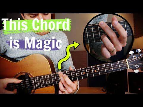 Write A Song In Five Minutes With This Beautiful Chord!