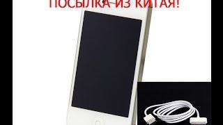 Провод для iPhone 4 и транзисторы обзор посылки из Китая!