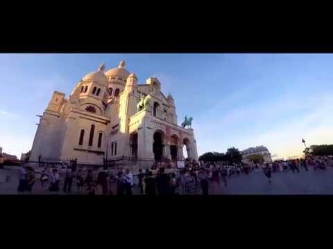 GoPro Euro trip 2016 - (Paris, Amsterdam, Lisbon, Porto)