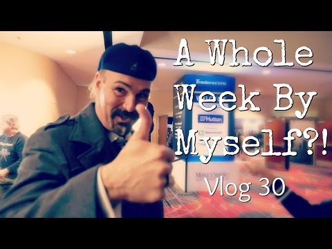 Trading Vlog #30 - A Whole Week BY MYSELF?!
