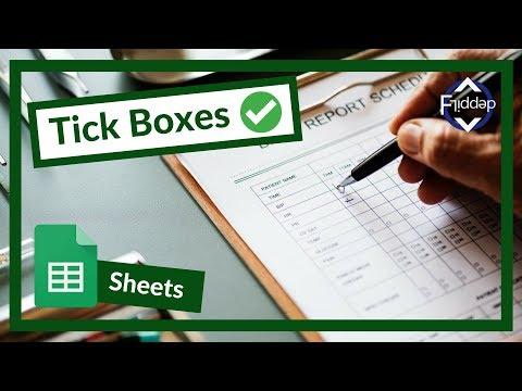 How to use a checkbox in Google Sheets and freeze rows