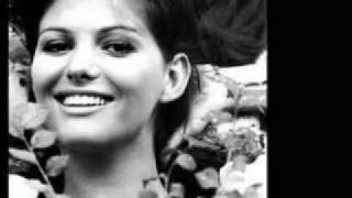 Claudia Cardinale ( a beautiful woman )
