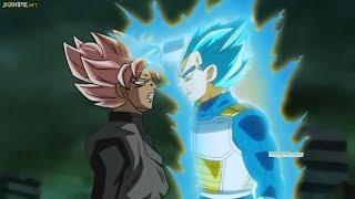 Dragon Ball Super 「 AMV 」- Vegeta vs Black Goku - Crawling - Linkin park  [HD]