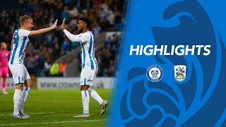 💪 HOGGY SCORES! HIGHLIGHTS | Rochdale 1-3 Huddersfield Town