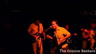 The Groove Seekers en vivo en Eter Club - Blues Local