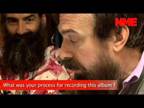 Grinderman Interview - Part One