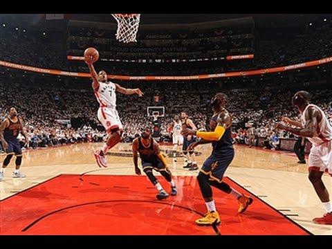 Lowry, DeRozan Combine for 67 Points as Raptors Even Series vs Cavaliers