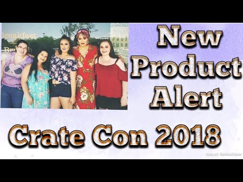 CRATECON 2018 | NEW PRODUCT RELEASE | MAKEUP FLO