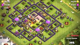 Persian Phoenix VS Persian44 Omidy VS zigool Clash of clans