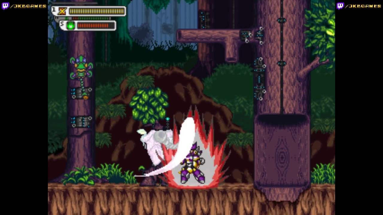 Mega Man X: Corrupted - The Unofficial Mega Man X Sequel of