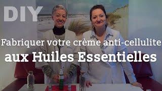 Fabriquer Votre Crème Anti-cellulite Aux Huiles Essentielles - Création Dr Françoise Couic Marinier