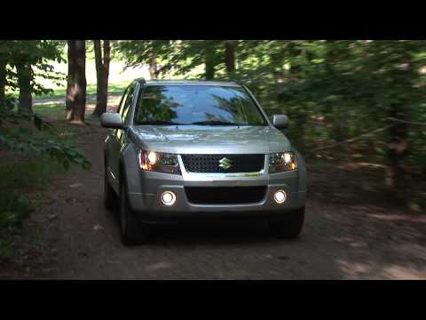 2010 Suzuki Grand Vitara Limited V6 4X4 - Drive Time Review | TestDriveNow