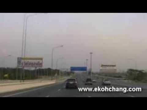 กรุงเทพไป บ้านบึง, Bangkok to Banbueng