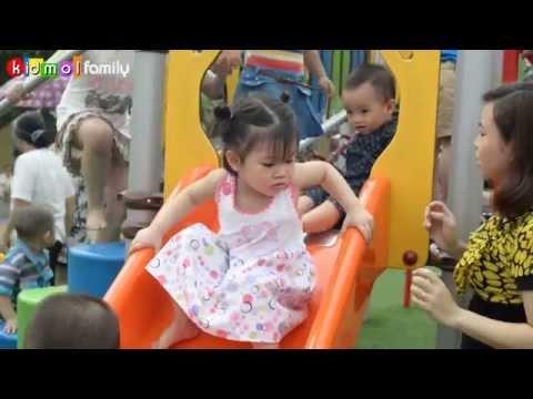Dạy bé học các hoạt động ngoài trời - KIDS ON THE PLAYGROUND