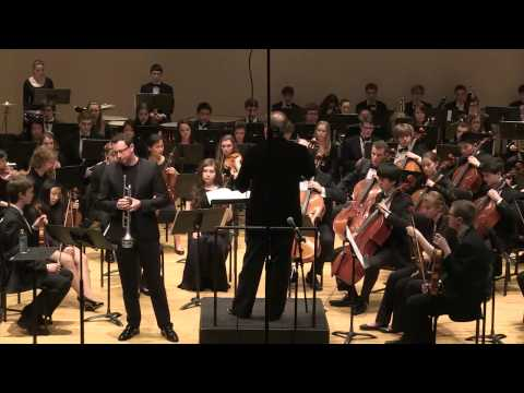 Midwest Young Artists - Trumpet Concerto