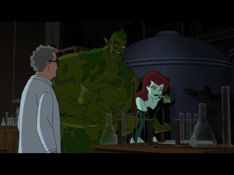 'Batman and Harley Quinn' trailer final (2017)