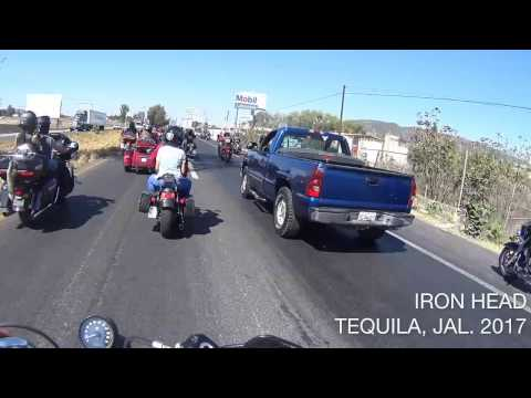Iron Head M.C. Guadalajara-Tequila, jal.