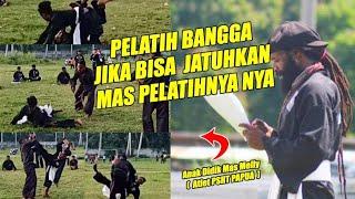 Di banting Terus Warganya || Siswa hijau didikan Mas Melly Atlet PSHT Papua