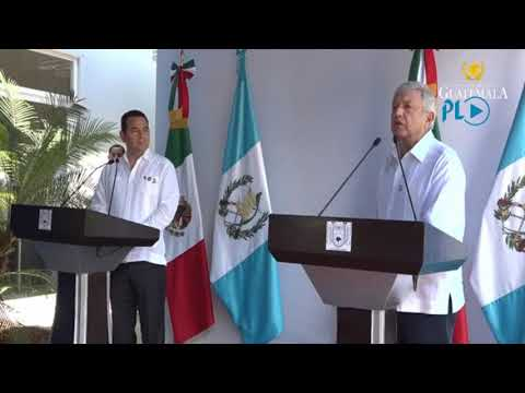 López Obrador apuesta por plan regional para reducir migraciones | Prensa Libre