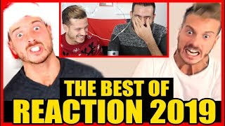 THE BEST OF REACTION 2019!