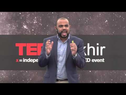 There is Only One way to Learn How to Ride a Bike | Huzaifa Adamally | TEDxSakhir