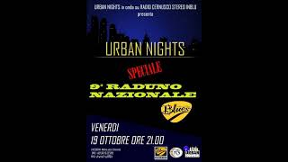 "RADIO ""URBAN NIGHTS"" - Speciale dedicato al 9° raduno Blues Made In Italy"